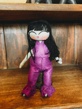 Load image into Gallery viewer, Purple Selena doll