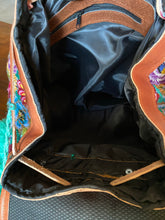 Load image into Gallery viewer, Embroidered backpack