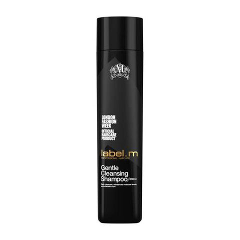 Champú cabellos grasos Gentle Cleasing Shampoo Label M 300ml. - PDEPELO