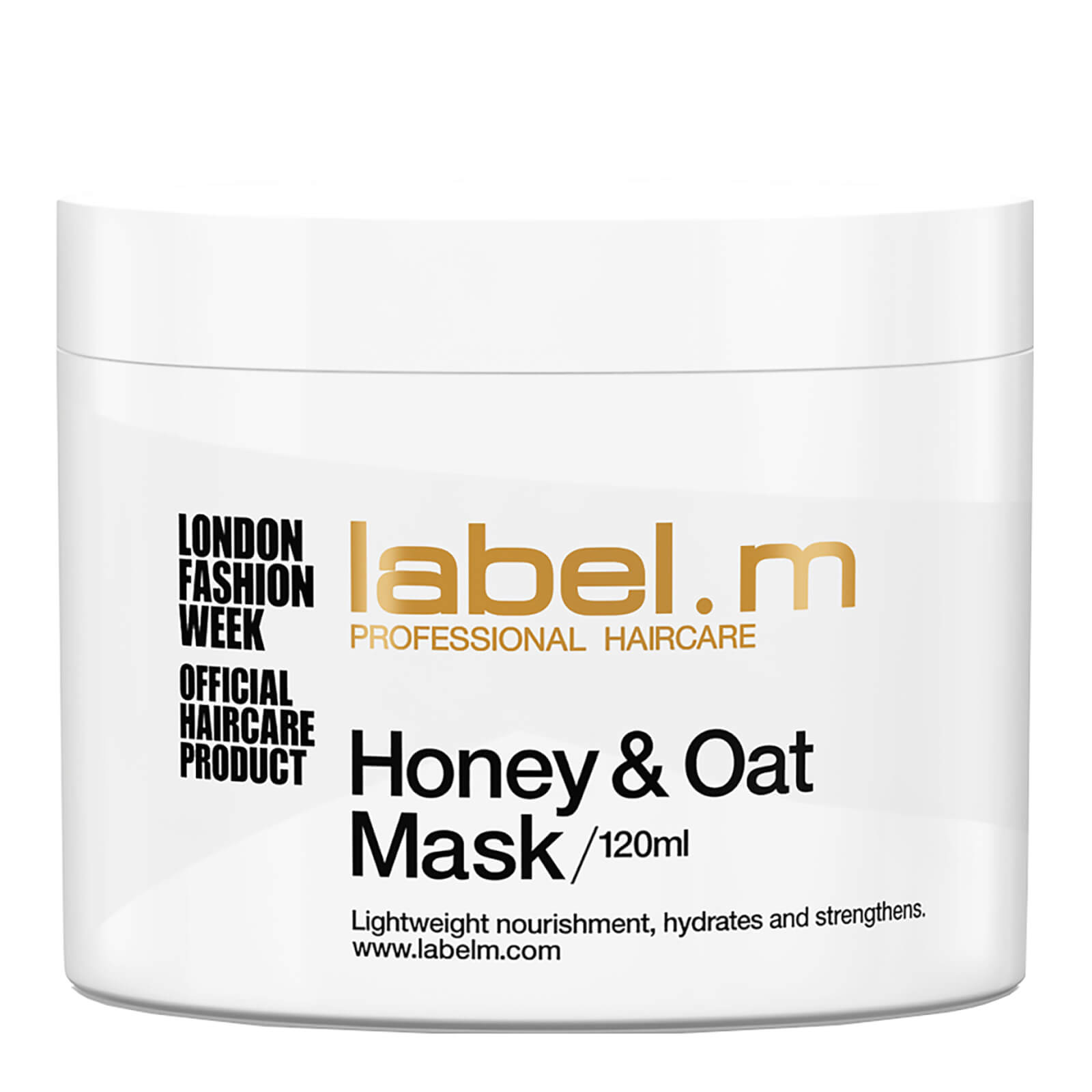 Macarilla hidratatnte Honey& Oat Mask Label M. 120ml. - PDEPELO