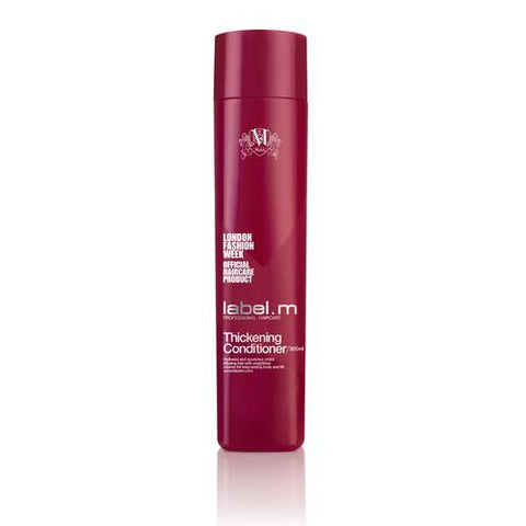 Acondicionador cabellos finos Thickening Conditioner Label M. 300ml. - PDEPELO