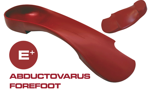 E+ Quad Foot Orthotics