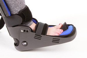 The Equinus Brace®- One hour per day treatment for Plantar Fasciitis and related foot pain