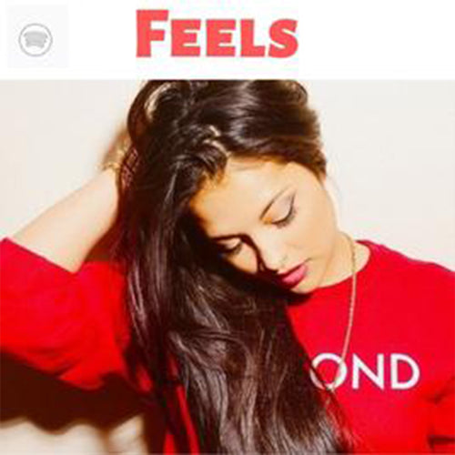 Feels - R&B Spotify Playlist Placement (7,000+ Followers)