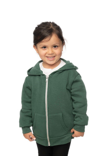 BabyBlend® Toddler Fleece Zip Hoodie