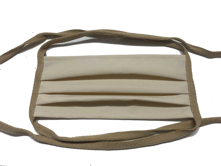 Pack 5 Mascarillas Reutilizables Beige - MR Complements