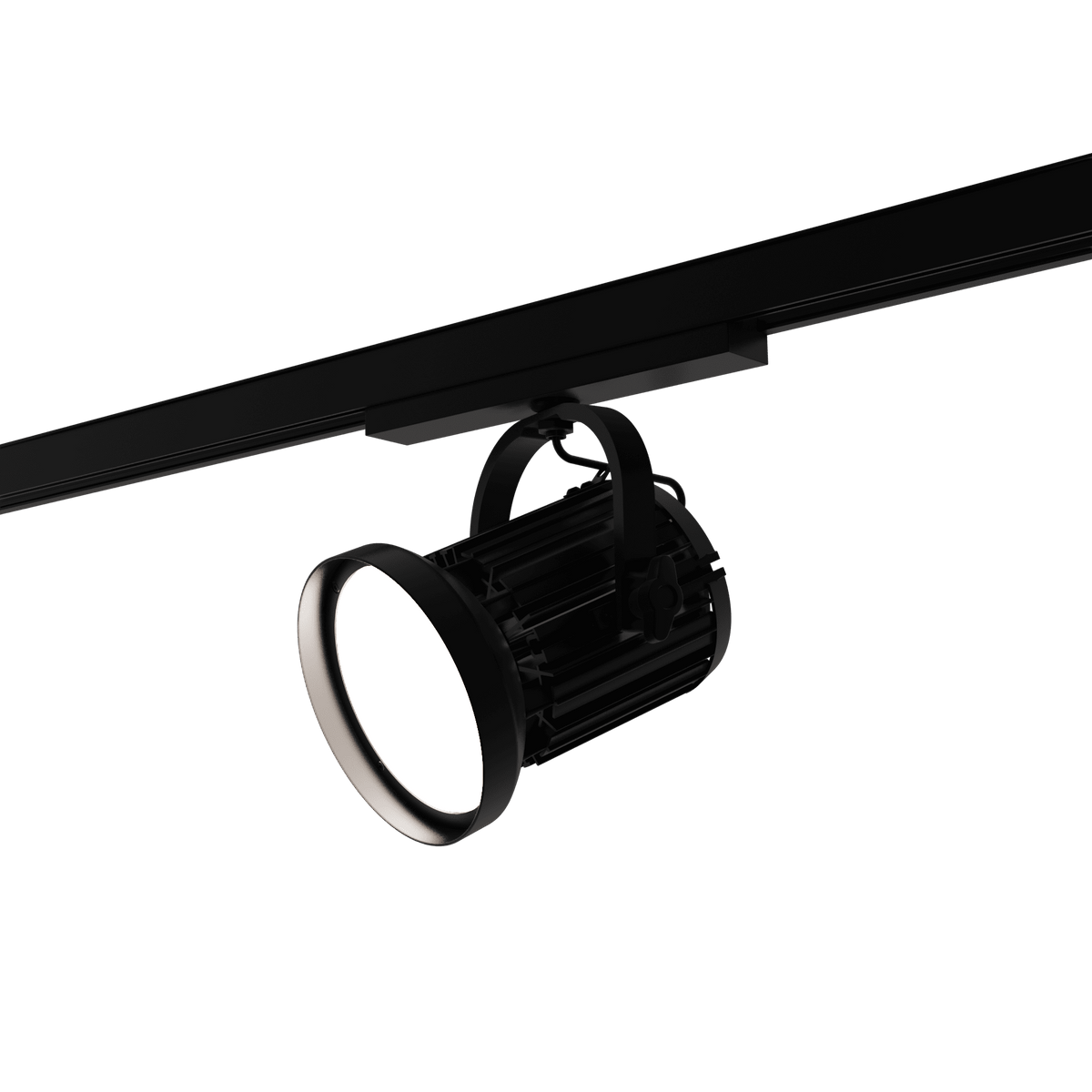 BB&S Compact Beamlight Track Mount LED