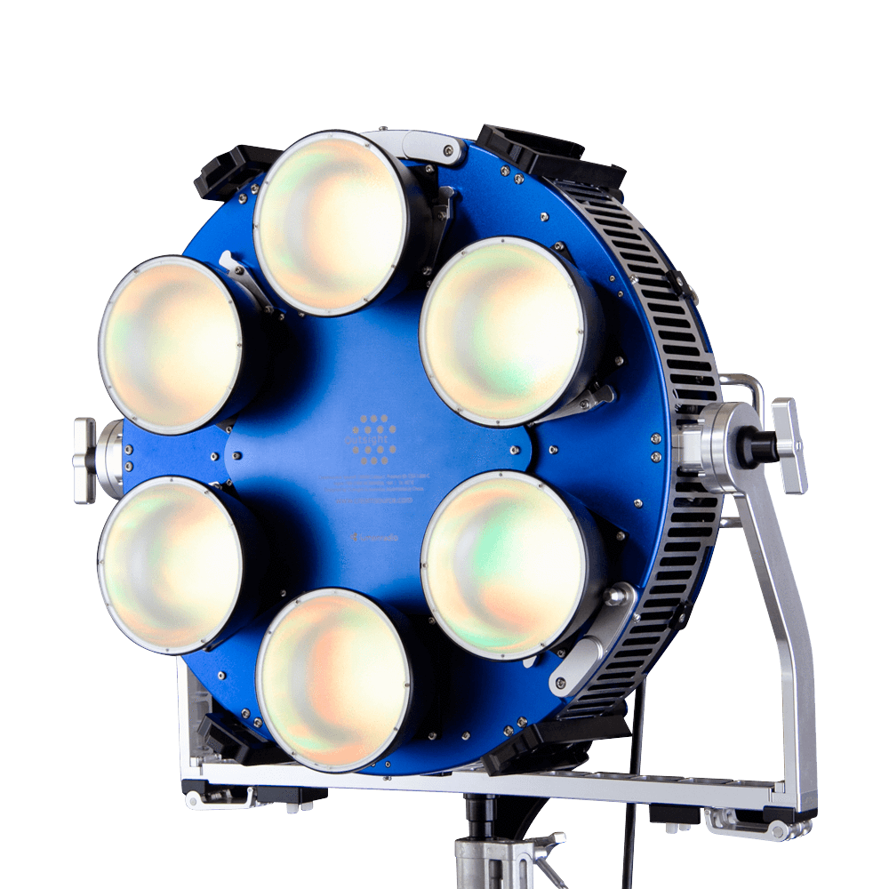 Creamsource SpaceX High Powered Film and TV LED Light