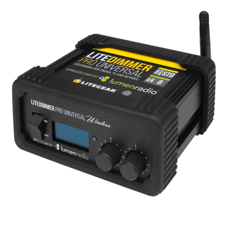 LiteGear LiteDimmer Pro Universal with Wireless