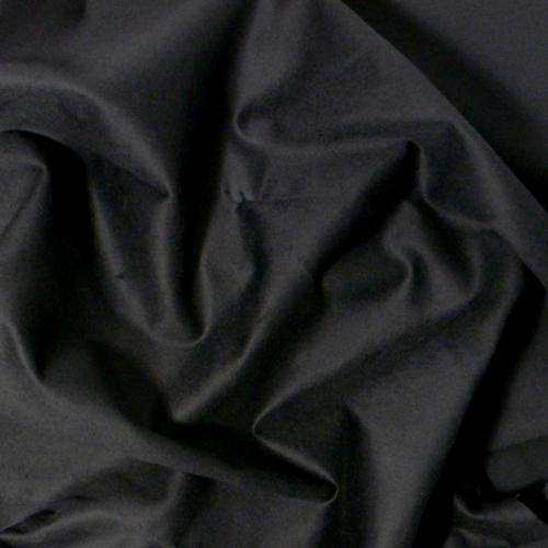 Matthews Fabric Solid Black