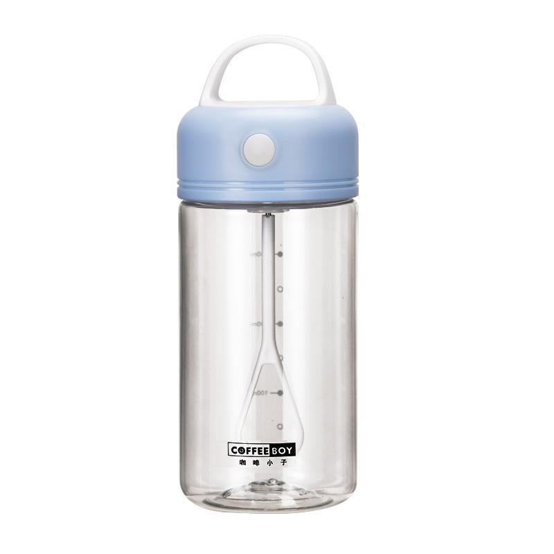 Electric self- stirring water bottle 380ml