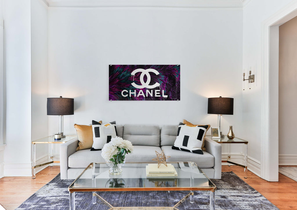 CHANEL PAINT - Le Tableau