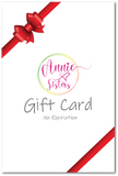 Annie and Sisters Gift Card