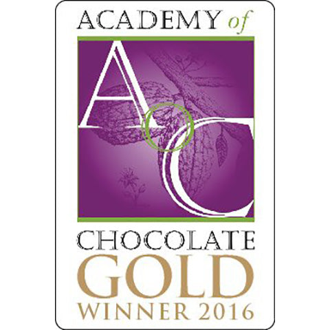 Academy of Chocolate Gold 2016 award