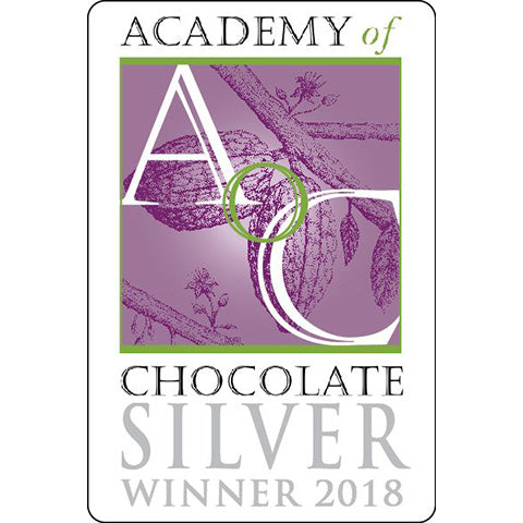 Academy of Chocolate Silver 2018 award