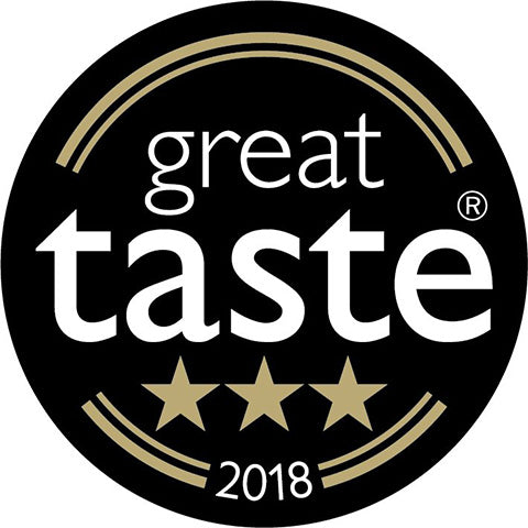 great taste 3 stars 2018 award