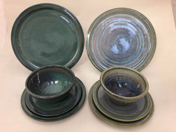 dinner service mixed