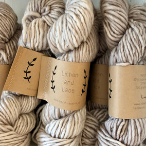 Lichen & Lace Yarns