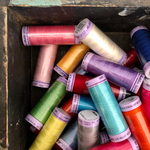Metler Silk Finish Thread