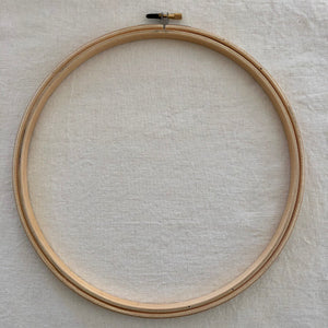 "Colonial Needle Company: 10"" Wood Embroidery Hoop"