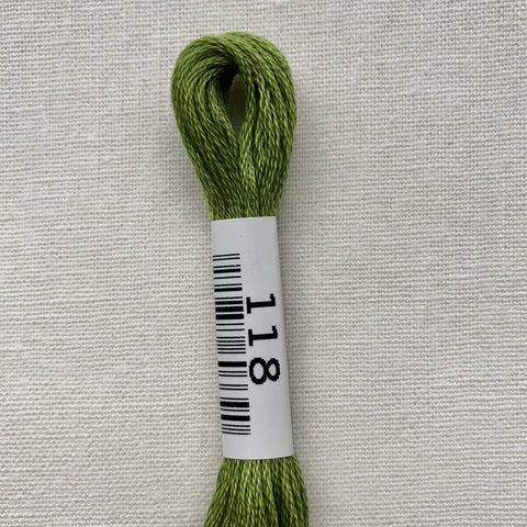 Cosmo, Cotton Embroidery Floss, Virginia Creeper 118