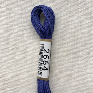 Cosmo, Cotton Embroidery Floss, 2664