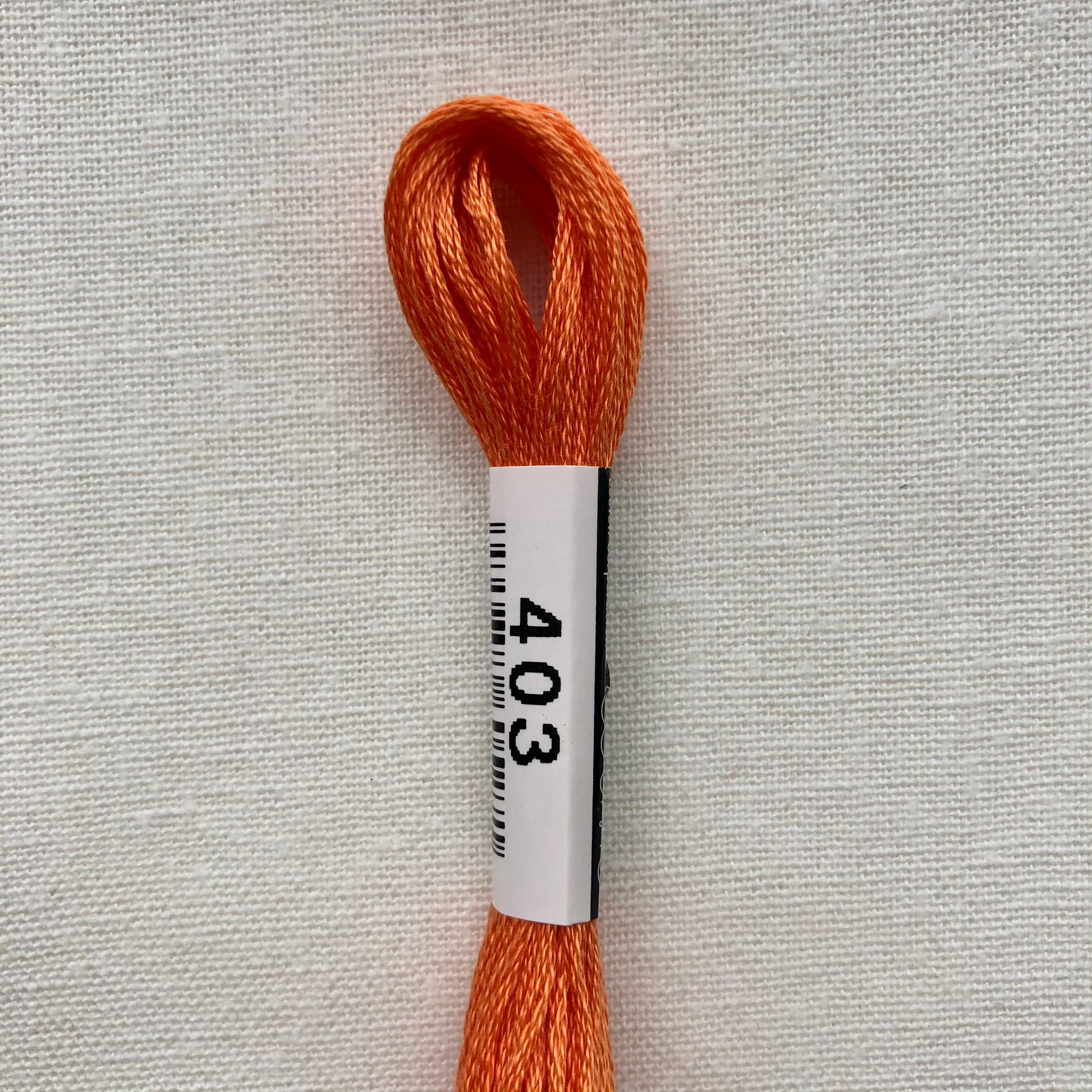 Cosmo, Cotton Embroidery Floss, Zinnia 403