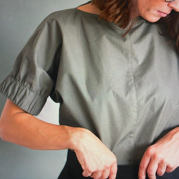 The Assembly Line, Cuff Top Pattern