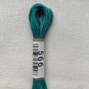 Cosmo, Cotton Embroidery Floss, Fir Tree 566