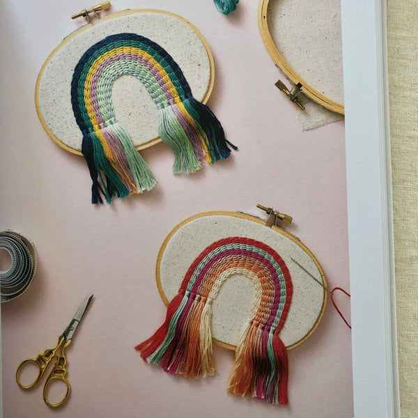 Hoop Dreams: Modern Hand Embroidery by Cristin Morgan