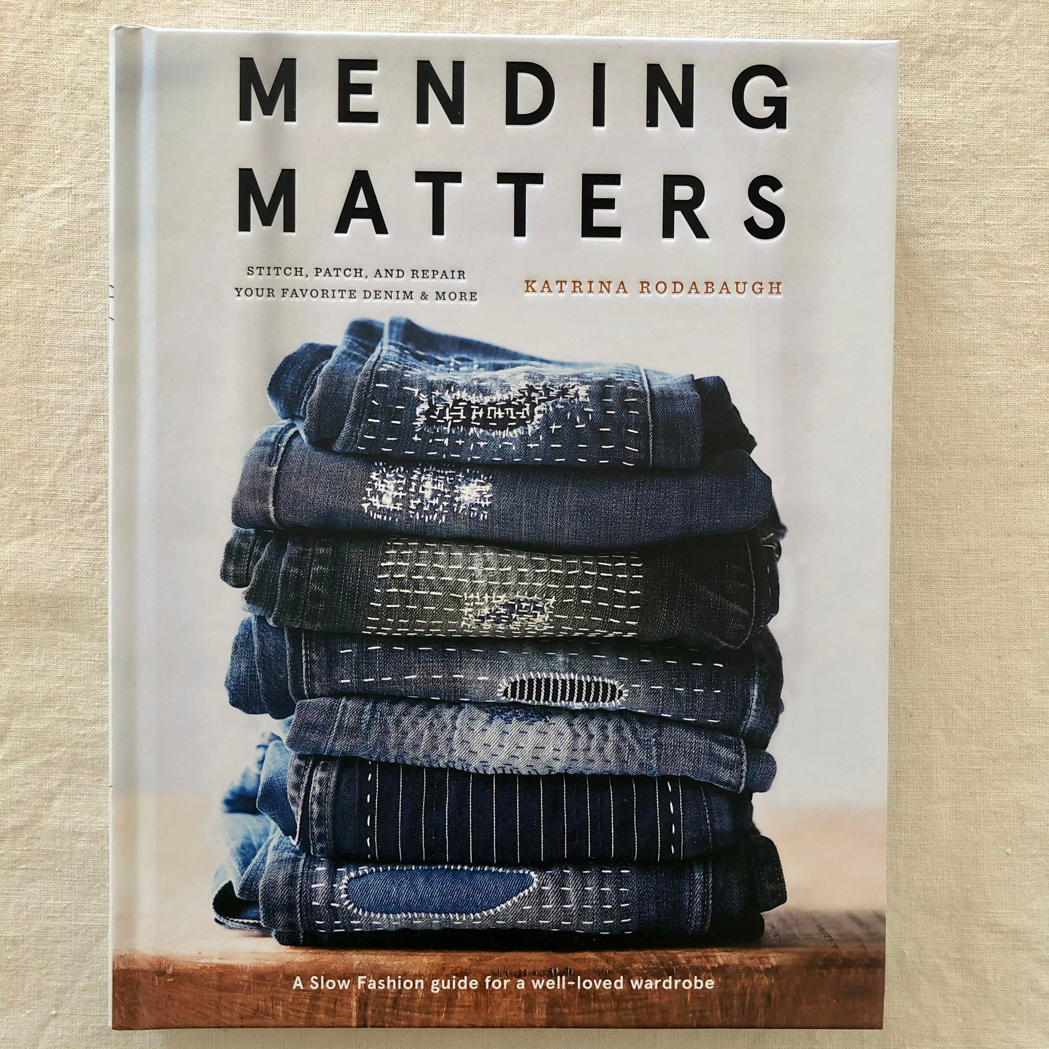 Mending Matters by Katrina Rodabaugh
