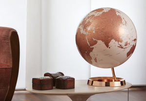 mappamondo - Light & Colour Copper - yourglobestore