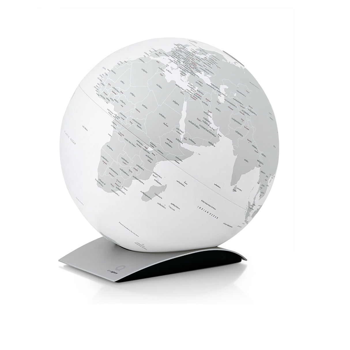 mappamondo - Capital Q Led - yourglobestore