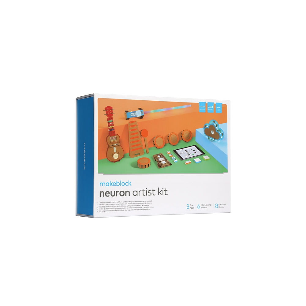 Neuron Artist Kit-stem-kits -for-kids