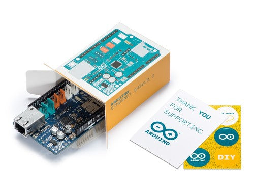 Arduino ETHERNET shield 2 - Arduino Dubai