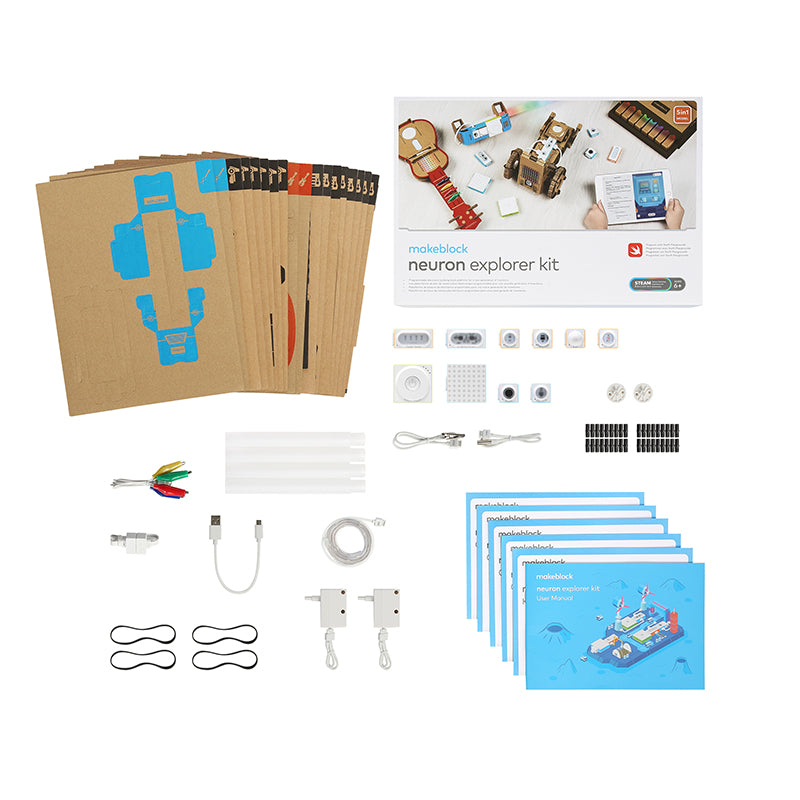 Neuron Explorer kit-stem-kits -for-kids
