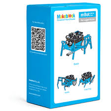 mBOT ADD-ON PACK-SIX LEGGED ROBOT