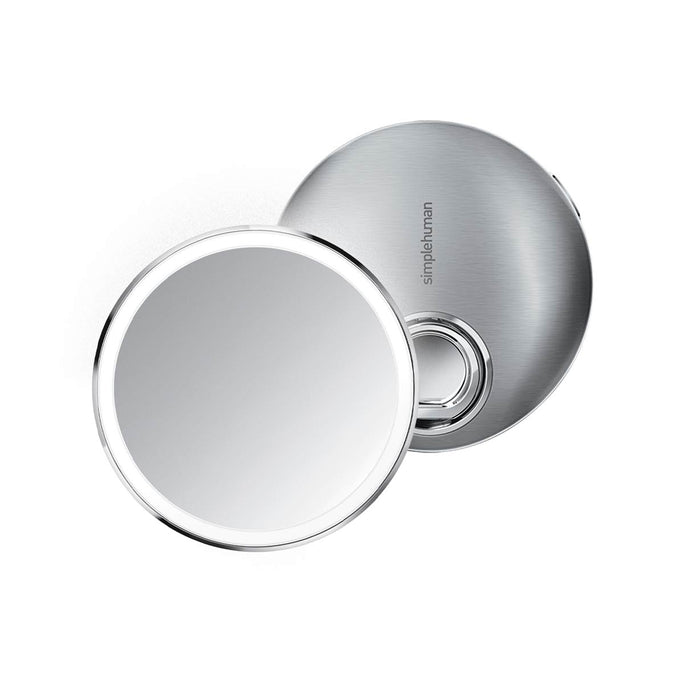 sensor mirror compact 10x - brushed finish - main image