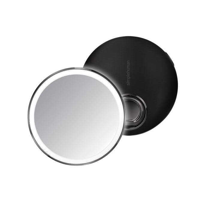sensor mirror compact 3x - black finish - main image