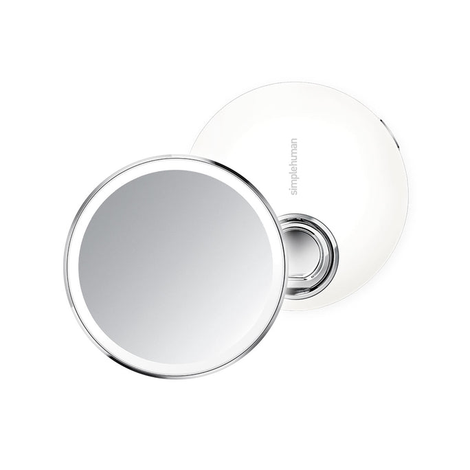 sensor mirror compact 3x - white finish - main image