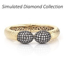 Simulated Diamonds Collection