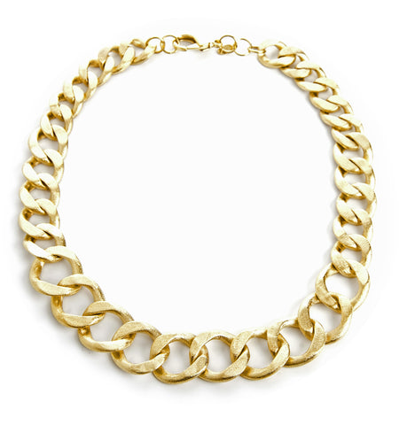 Curb Link Necklace