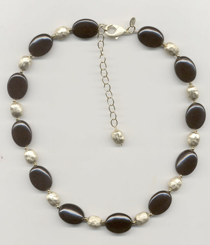 Black Onyx Necklace - Closeout