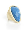 Magnesite Organic Cocktail Ring