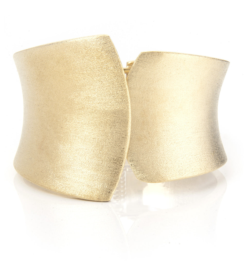 Satin Hinged Cuff
