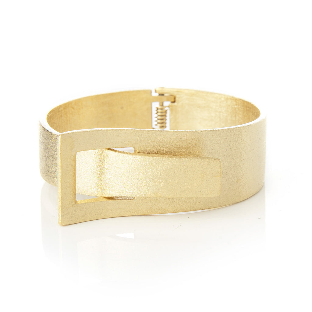 Buckle Style Bangle