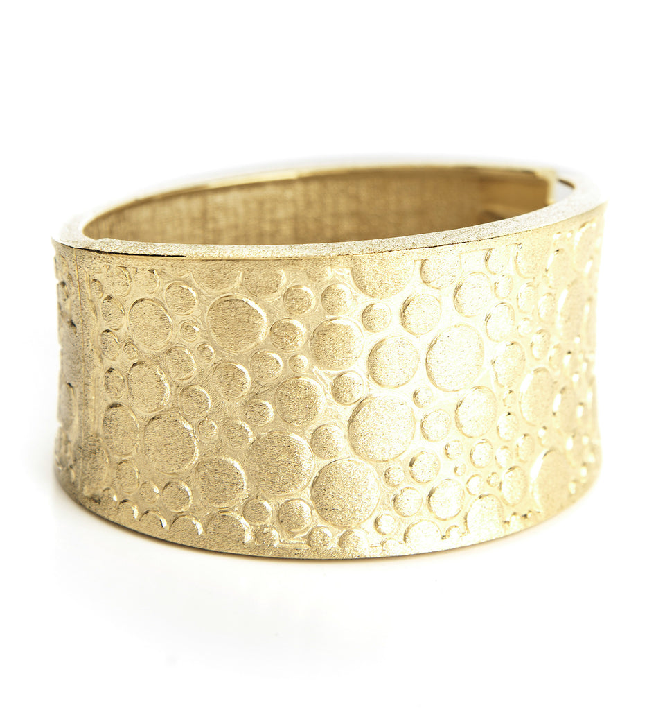 Textured Hinged Cuff