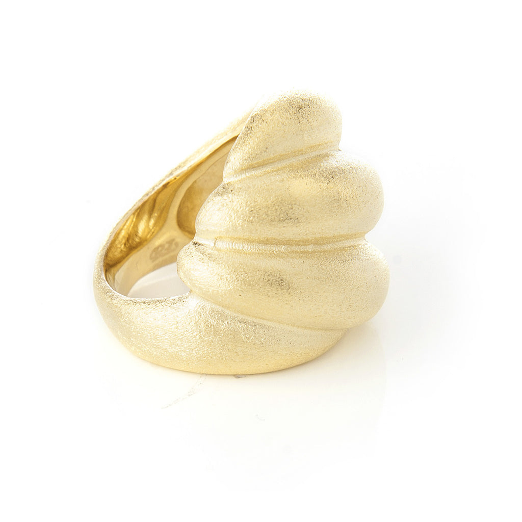 Satin Cocktail Ring