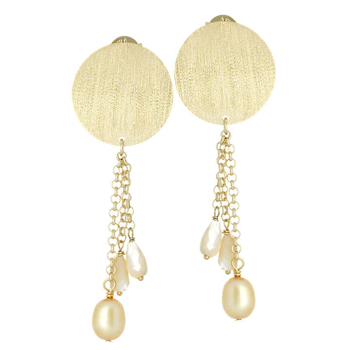 Pear Drop Earrings - Closeout