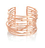 Mina Rose Gold Cuff